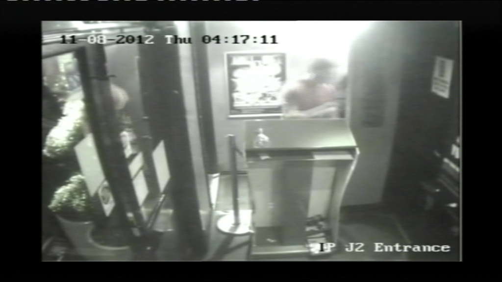 CCTV released of nightclub assault