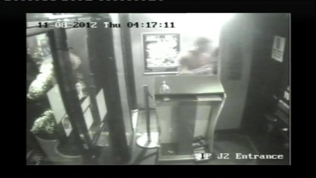The Bolton News: CCTV released of nightclub assault