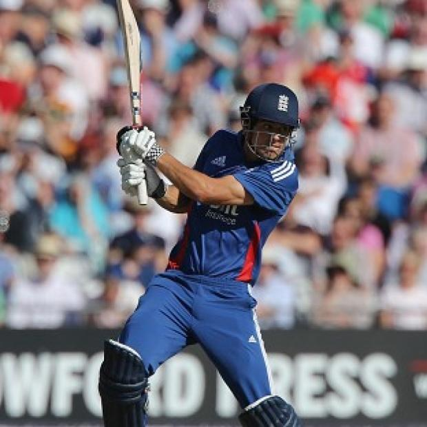 The Bolton News: Alastair Cook returned to captain England against Delhi