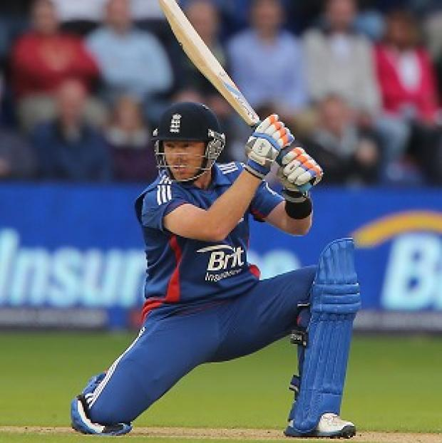 The Bolton News: Ian Bell scored 85 as England posted 325 for four