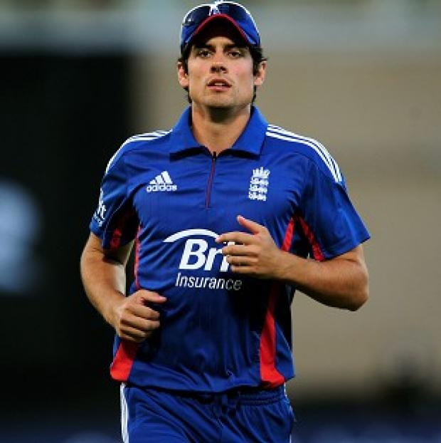 The Bolton News: Alastair Cook scored 75 as England wrapped up a thrilling win over India