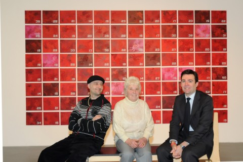 Memory of Hillsborough victims live on with new art exhibition