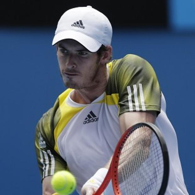 Andy Murray notched an easy three-set victory to progress (AP)