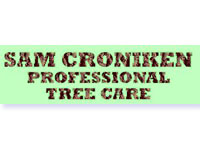 SAM CRONIKEN PROFESSIONAL TREE CARE LTD
