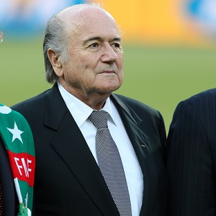 Sepp Blatter wants more severe action for those found guilty of racism