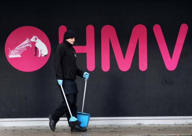 HMV in Bolton is to remain open