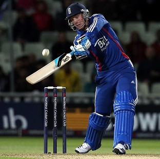 Jos Buttler, pictured, has only played in one ODI for England before