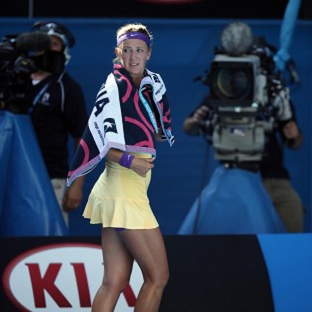 Victoria Azarenka' s medical time-out caused controversy on Thursday (AP)