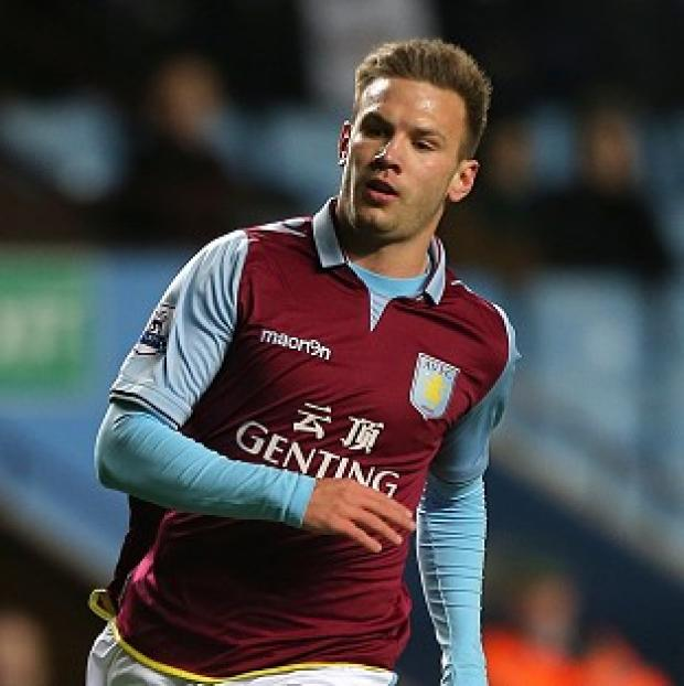 Andreas Weimann has 18 months left of his current deal at Aston Villa