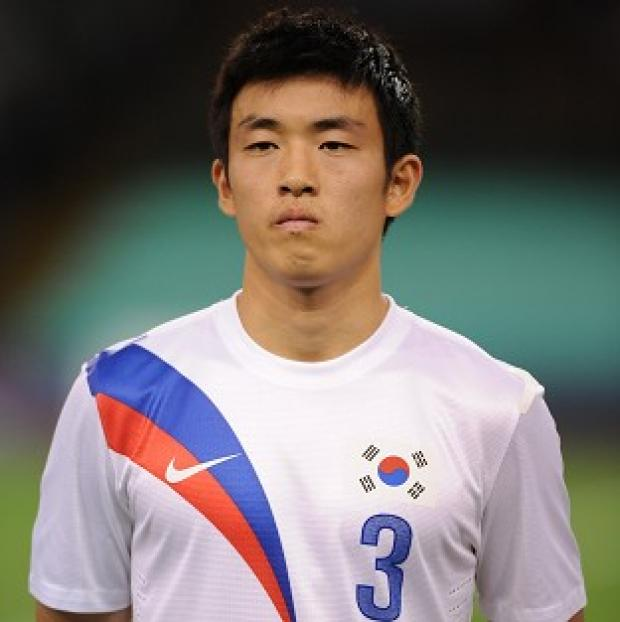 The Bolton News: New QPR signing Yun Suk-young played for South Korea at the Olympics