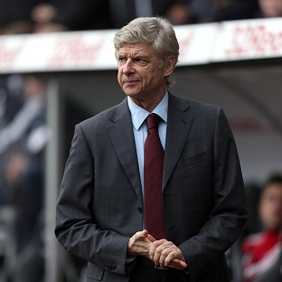 Arsene Wenger described Arsenal's match with Stoke, which they won 1-0, as a must-win game