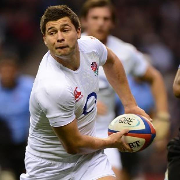 Ben Youngs was sin-binned in the defeat to Ireland two years ago