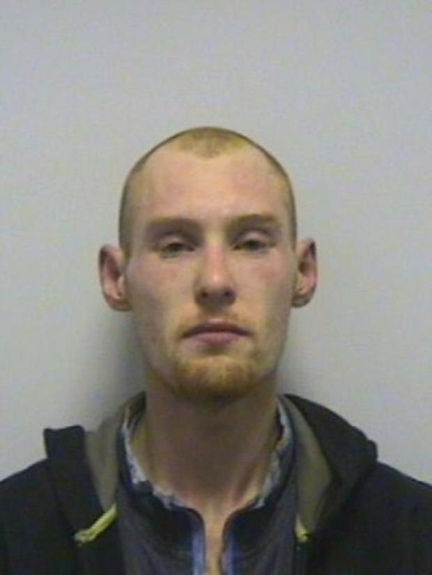 The Bolton News: Wanted: Robert Rowley