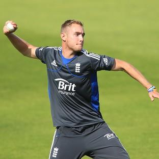 England paceman Stuart Broad has returned to form following a heel injury