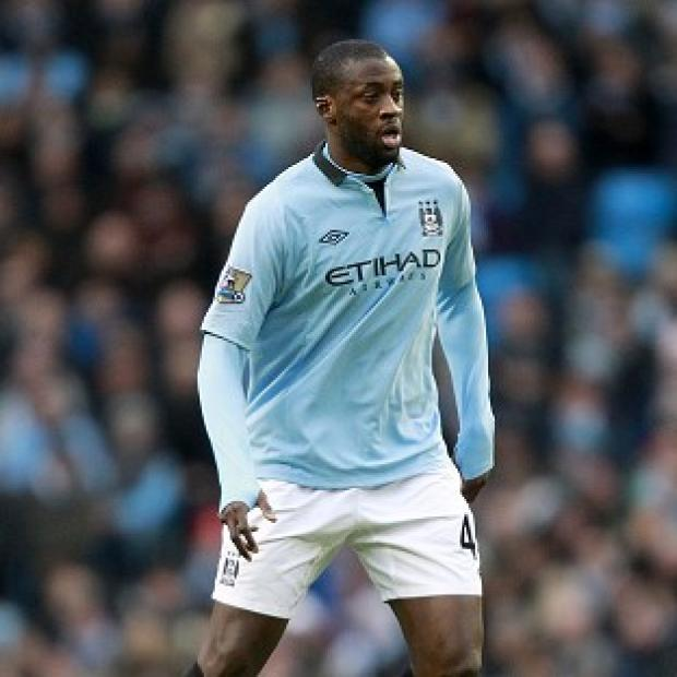 Yaya Toure admits Manchester City face an uphill battle to retain their Barclays Premier League crown