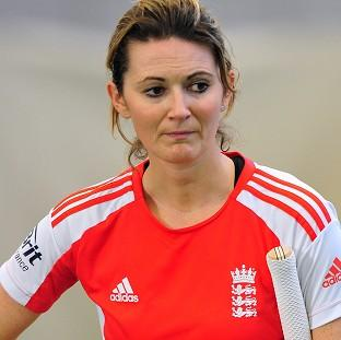 Charlotte Edwards is focusing on England's next two encounters
