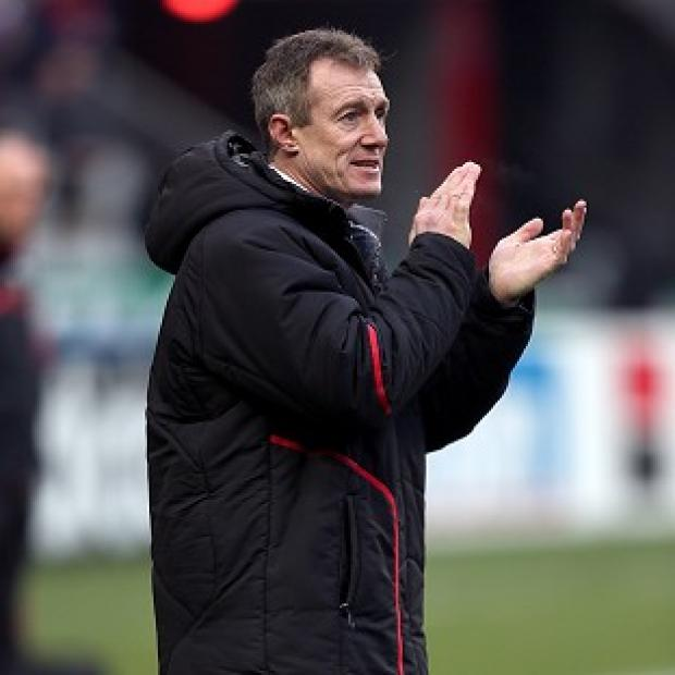 The Bolton News: Rob Howley was a happy man after Wales' win over France