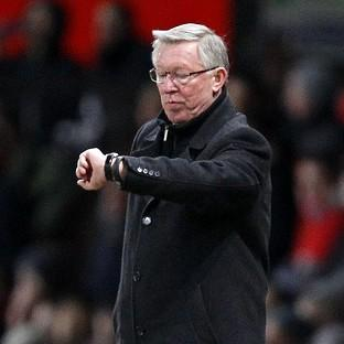 Sir Alex Ferguson admitted Manchester City's defeat had changed his selection ideas