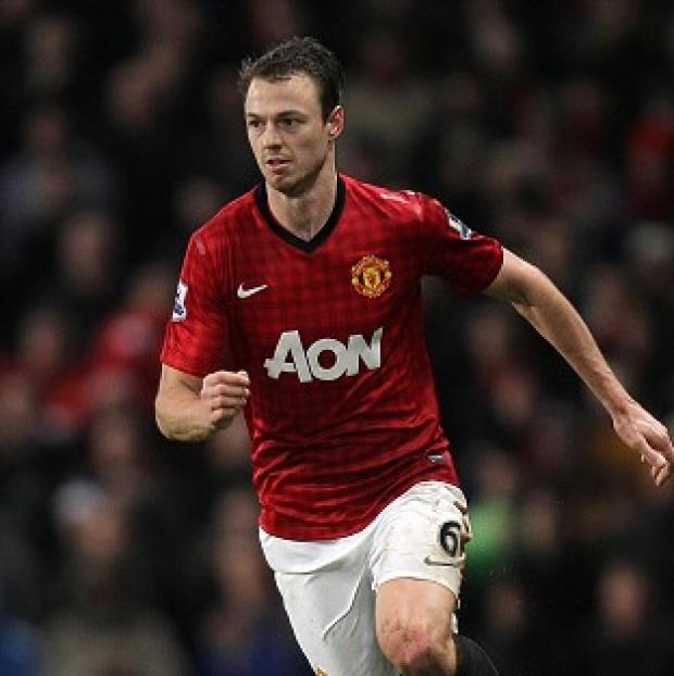 Jonny Evans knows Manchester United will be under a lot of pressure at Real Madrid