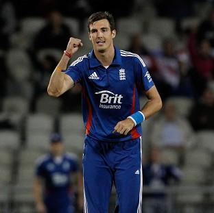Steven Finn is not bothered by New Zealand's attempts at extra aggression