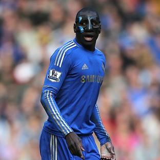 Demba Ba is hoping Chelsea can put pressure on Manche