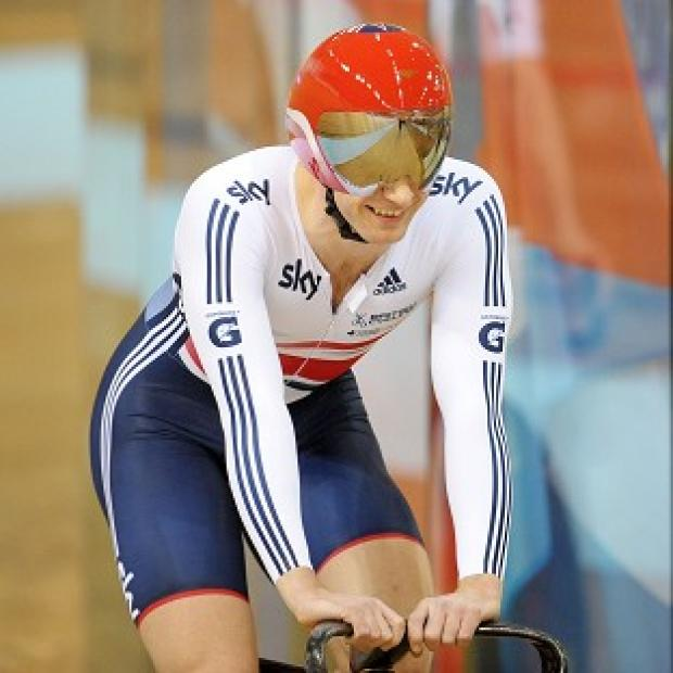Jason Kenny clocked 10.048 seconds in the flying lap to place seventh