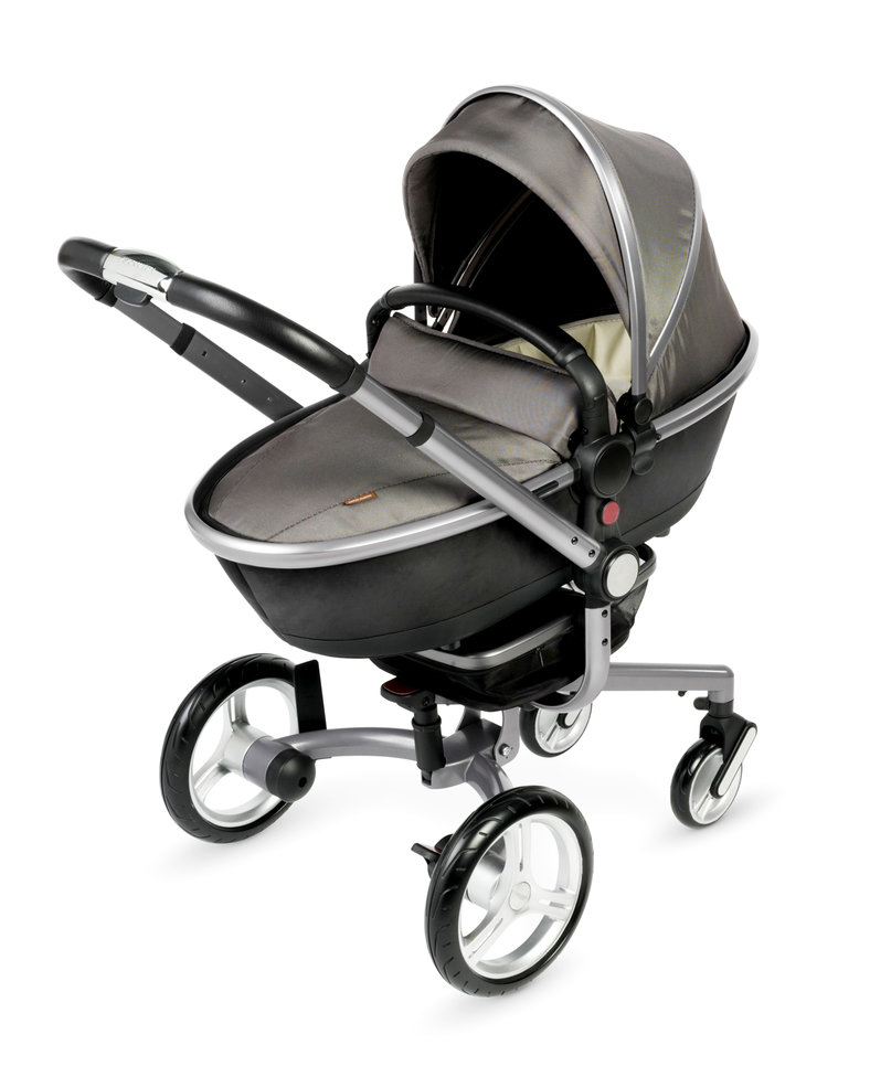 A stock picture of a pram