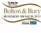 Bolton & Bury Business Awards 2013