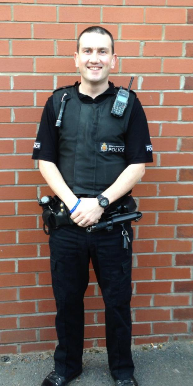 PC Scott Wolstenholme