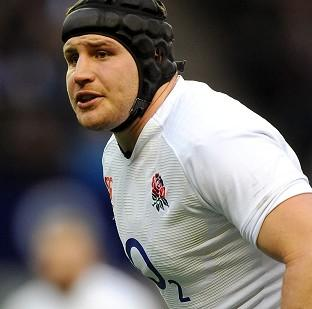 Ben Morgan will not be available for England's title decider against Wales