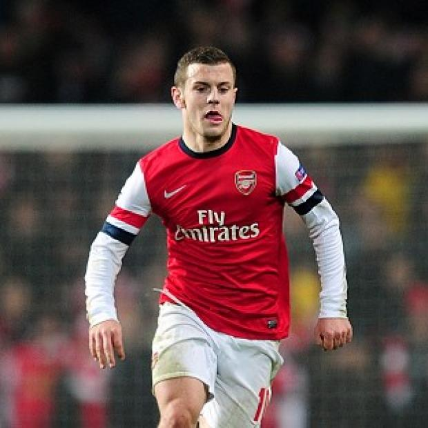 Jack Wilshere is set for a spell on the sidelines