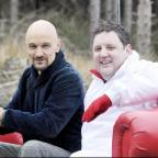 The Bolton News: Peter Kay's cash booster seat for Red Nose Day