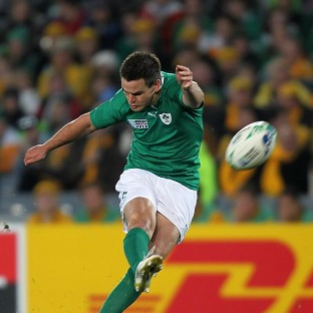 Jonathan Sexton has been ruled out of Ireland's clash with Italy