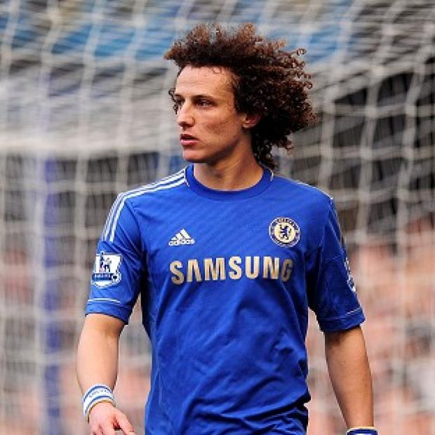 David Luiz is relishing Chelsea's hectic fixture schedule
