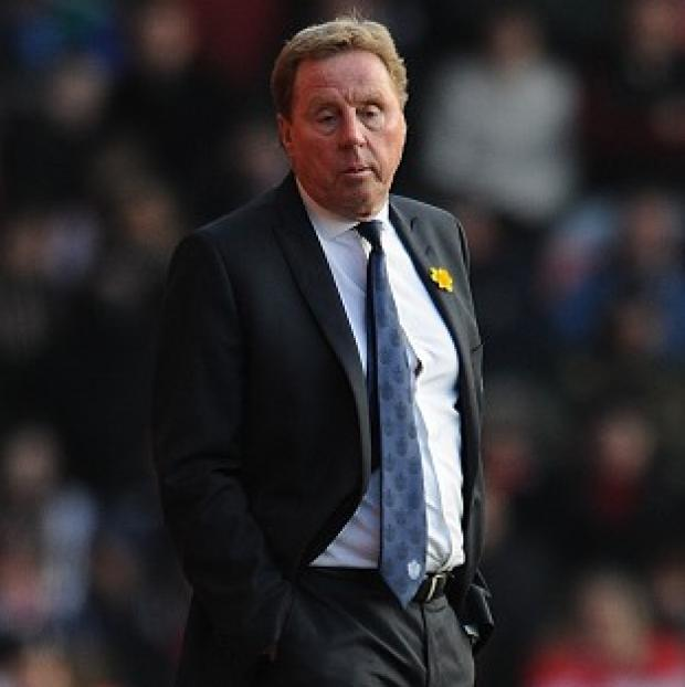Harry Redknapp is refusing to throw in the towel in the battle for survival