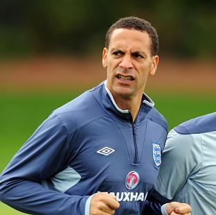 Rio Ferdinand says 'I want to continue to be available for England' as he manages his fitness