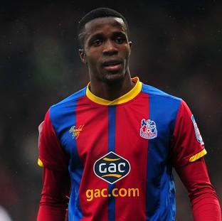 Wilfried Zaha's attitude has impressed England Under-21s boss Stuart Pearce