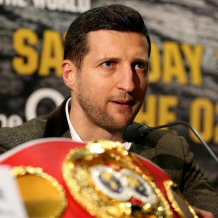 Carl Froch: Boxing is brutal and barbaric