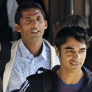 Mohammad Asif, left, and Salman Butt have been urged to 'come clean'