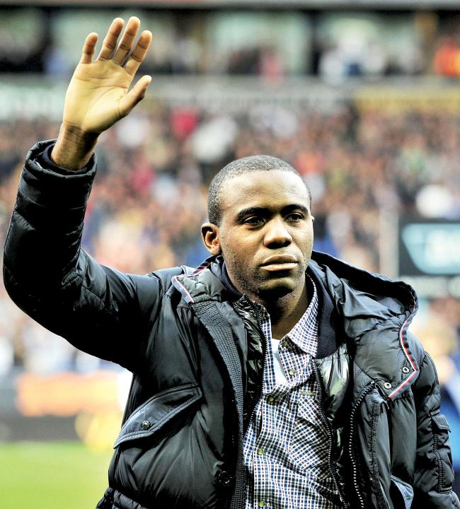 Fabrice Muamba will discuss Wanderers on a new radio show