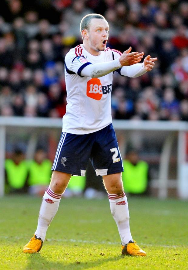 The Bolton News: Jay Spearing
