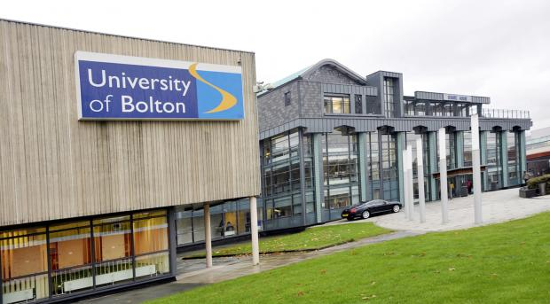 The Bolton News: The University of Bolton