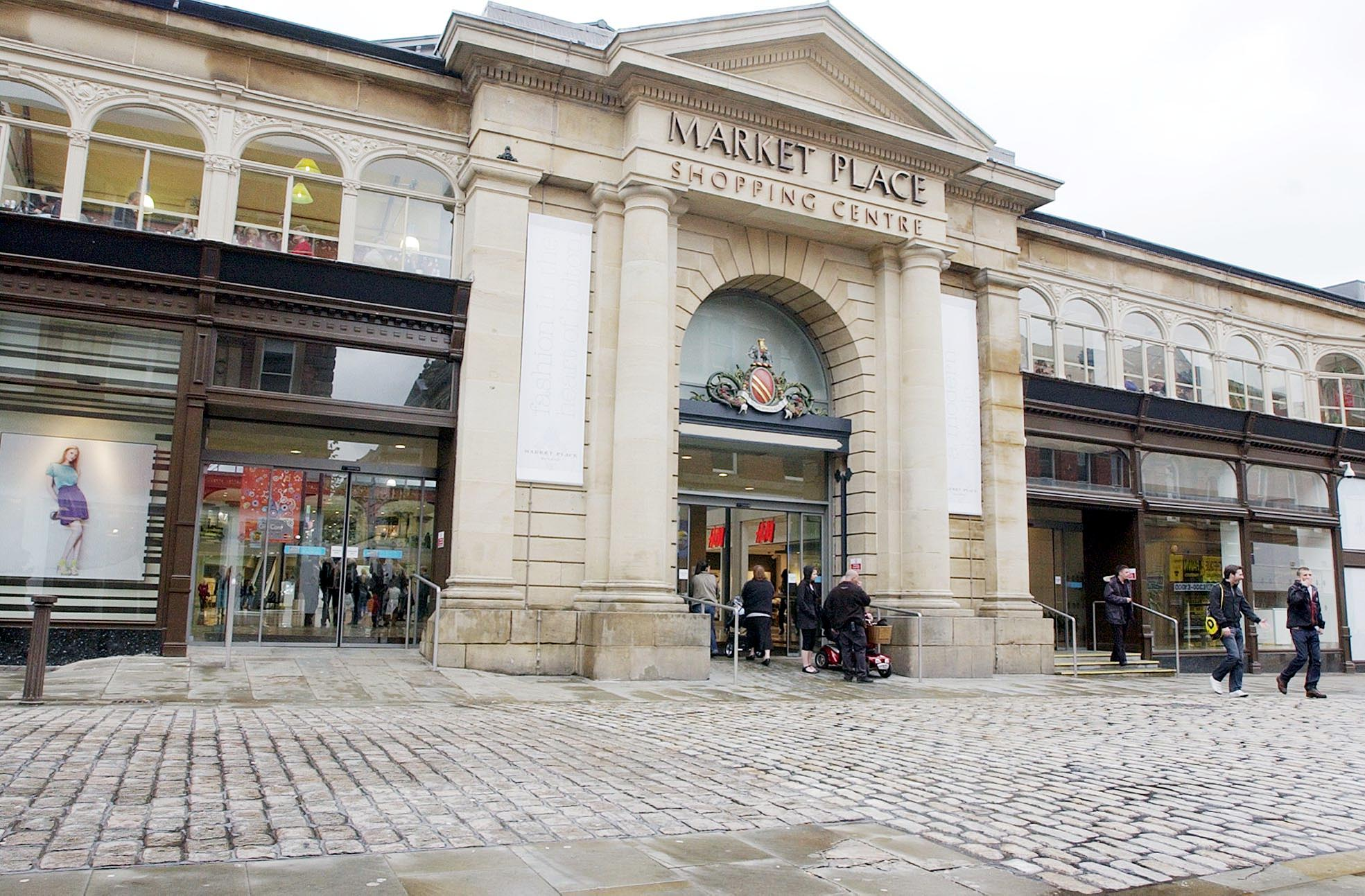 The Market Place shopping centre