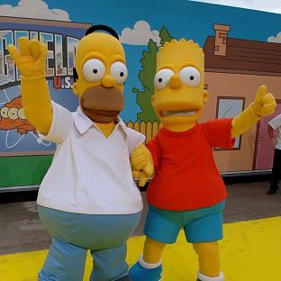 The Simpsons will be recreated in Lego