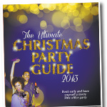 The Bolton News: christmas party guide bolton