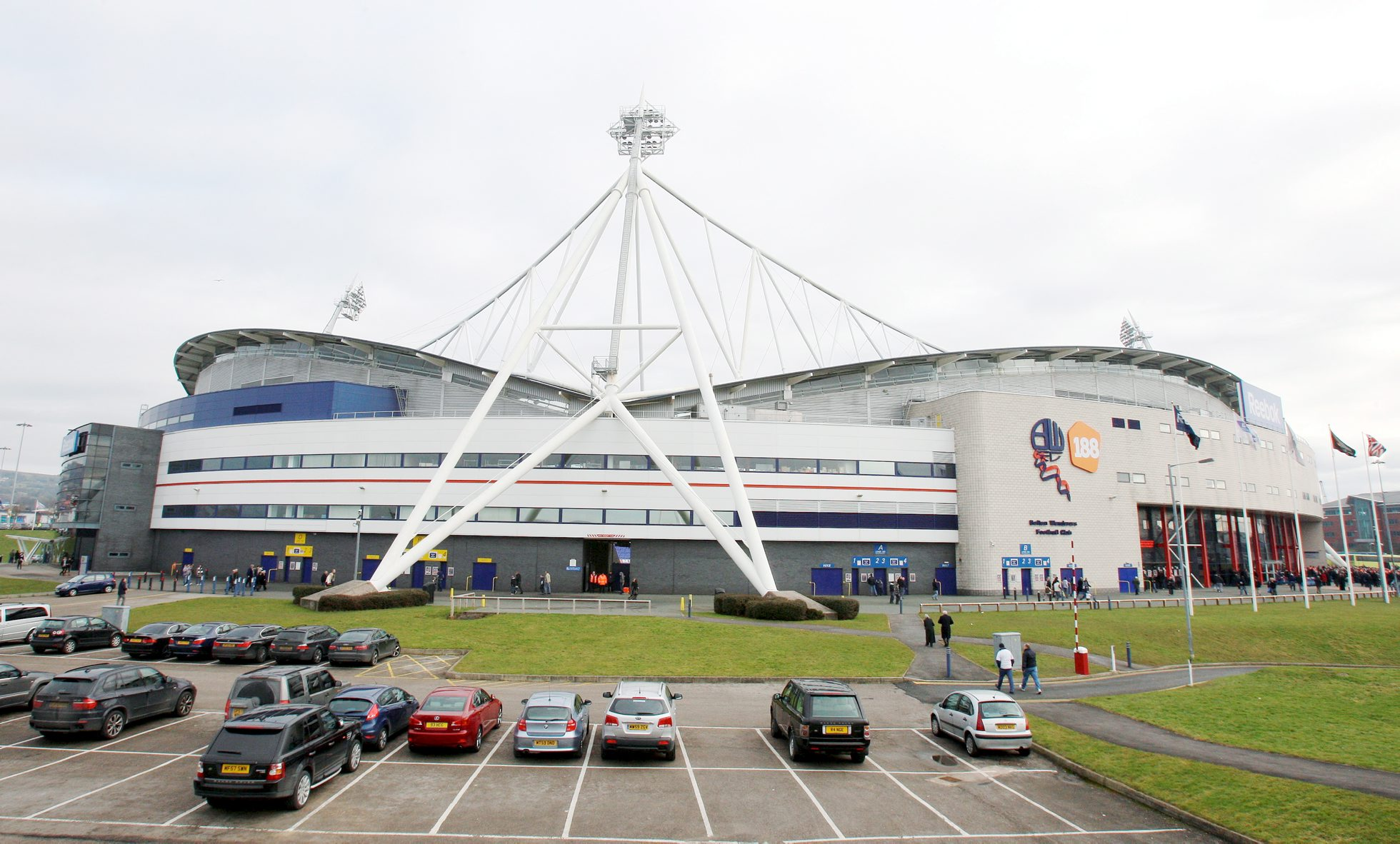 UPDATED: Reebok Stadium to be renamed Macron Stadium