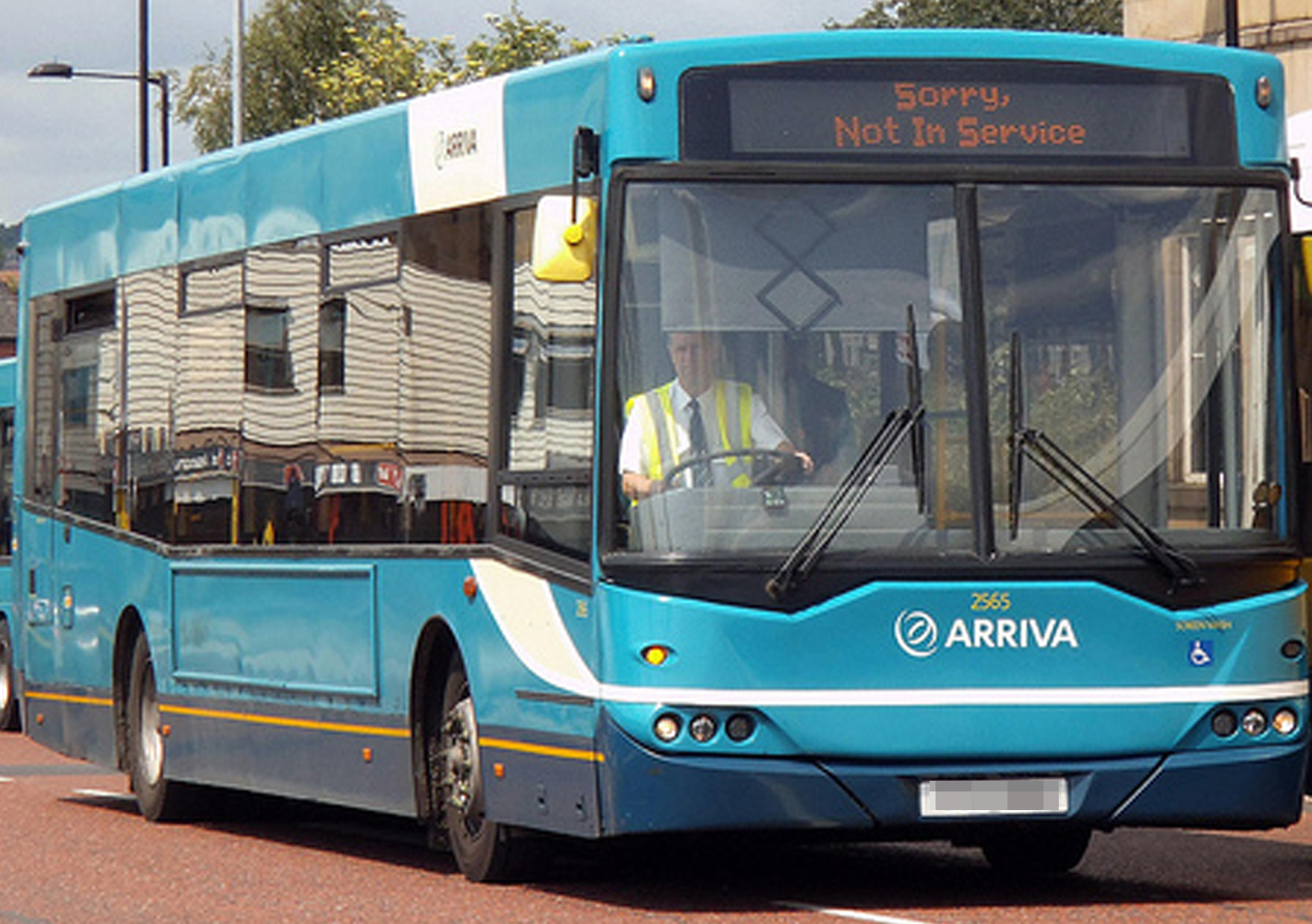 New bus routes in Atherton