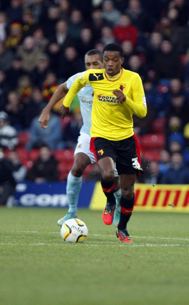 The Bolton News: Nathaniel Chalobah was on Wanderers' radar