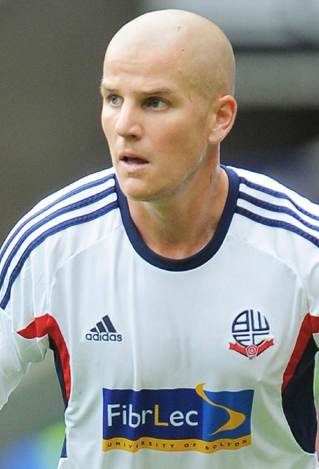 The Bolton News: Wanderers defender Marc Tierney
