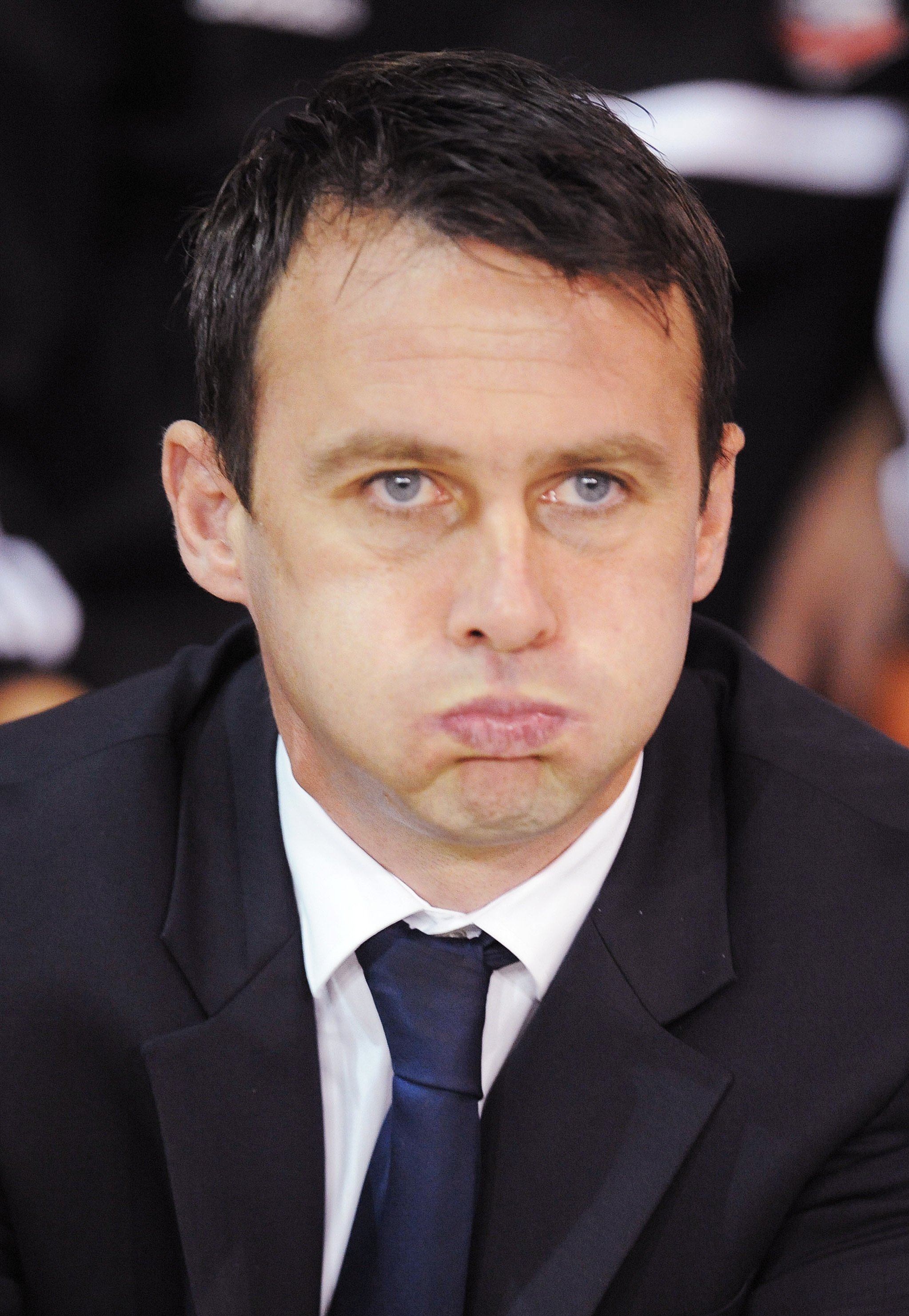 Dougie Freedman is facing up to his toughest challenge